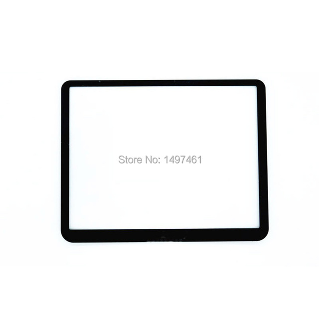 Esterno/Esterno Schermo LCD di Protezione In Vetro parti di Riparazione Per Nikon D3300 REFLEX