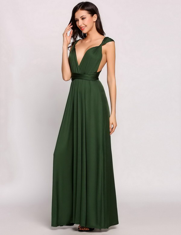 HTB1LreiPFXXXXaIXFXXq6xXFXXXJ - Women Long Dress Sleeveless Deep V Neck Backless JKP271