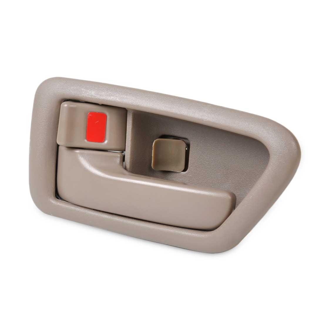Beler спереди/сзади прямо внутри дверь ободок ручки для Toyota Camry 1997 1998 1999 2000 2001 69205AA010E0 69277- 33020