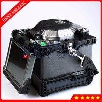 RY-F600P Máquina de Emenda De Fusão De Fibra Óptica com Titulares De Fibra Máquina de Emenda de Fibra Óptica Cleaver