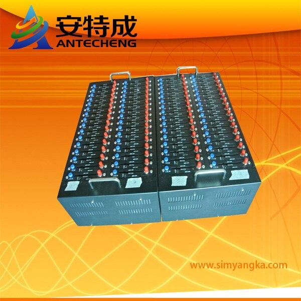 64 ports gsm modem pool Q24plus with 850 900 1800 1900mhz