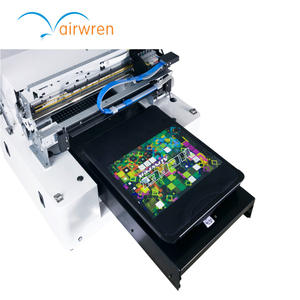 Printing Machine Price With One Year Warranty USB Port Dtg T Shirt