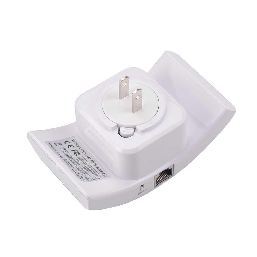 PIXLINK 300 Mbps Original wi-fi repetidor Mini inalámbrico N Router Wifi repetidor de largo alcance amplificador UK EU US es macho