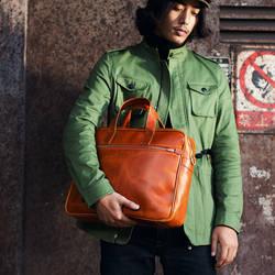 LAN натуральная кожа мужские портфели из коровьей кожи для отдыха бизнес сумки высокого качества сумка
