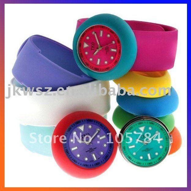 women's TKO TK590 watch Slap Watch Interchangable Band and color TKO TK590