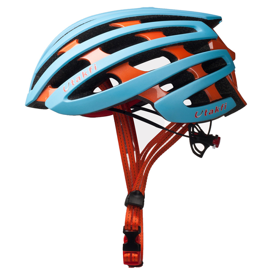ФОТО Utakfi Cycling Mens Women Road Bike Helmets Bicycle Helmet EPS+PC BMX Bike Helemts Bici Cascos Ciclismo MTB Capacete Bicicleta