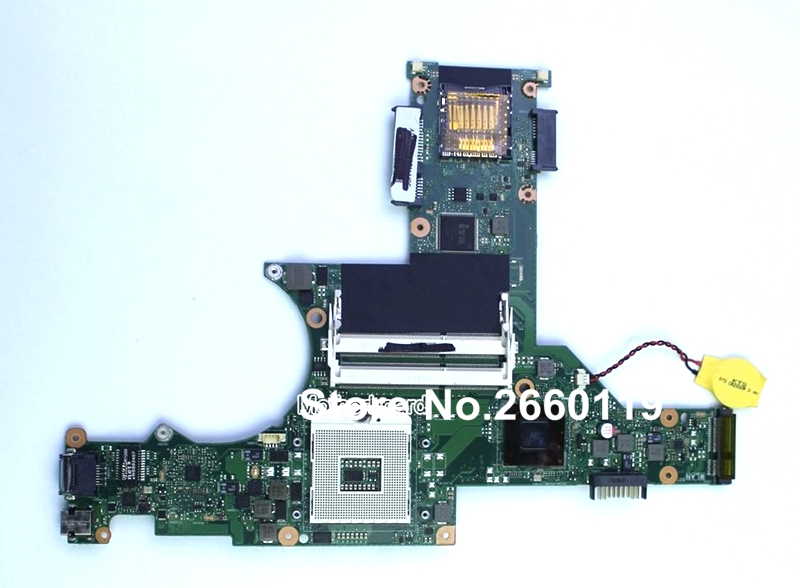 ФОТО 100% Working Laptop Motherboard For Asus U47A Main Board Fully Tested and Cheap Shipping
