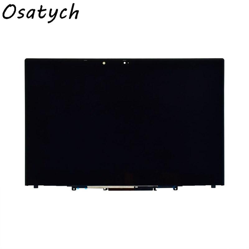 Polegada para Lenovo Thinkpad 14 X1 Yoga Montagem Ecrã Táctil LCD com fram 2560*1440