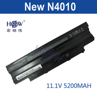 5200MAH Replacement Laptop Battery For Dell FOR Inspiron 13R 14R 15R 17R M501 M5010 N3010 N4010