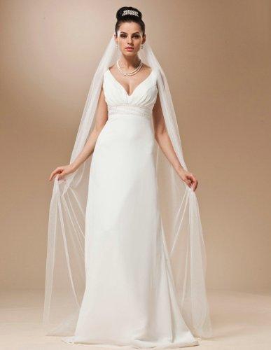 Vestidos de boda para mujeres adultas