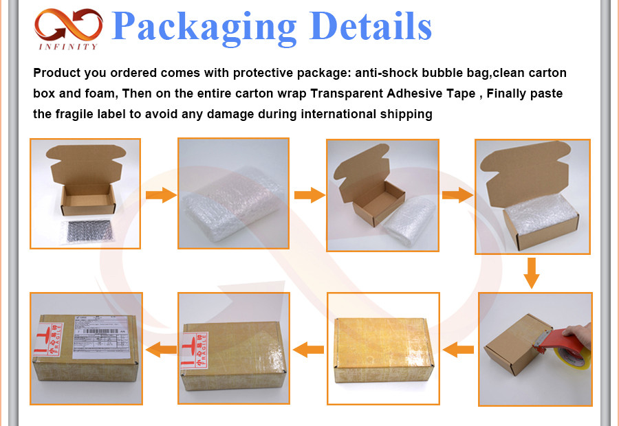 infinity Packaging Details 4