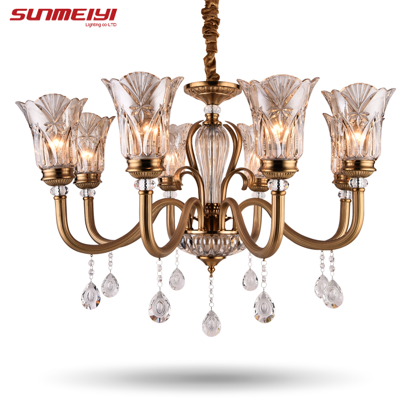 wrought iron crystal chandelier - Wrought Iron Chandelier