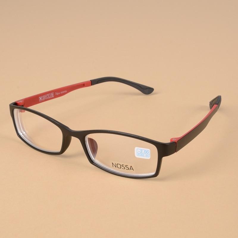2017 Student Strength Myopia szemüvegek Férfi Dioptrikus - Ruházati kiegészítők