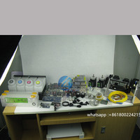 a whole printer xp600 board for printer update or dx5 dx7 5113 printer converted to xp600 printer