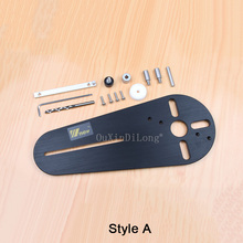 1PCS Circle Cutting Jig for Electric Hand Trimmer Wood Router Woodworking Milling Groove JF1768