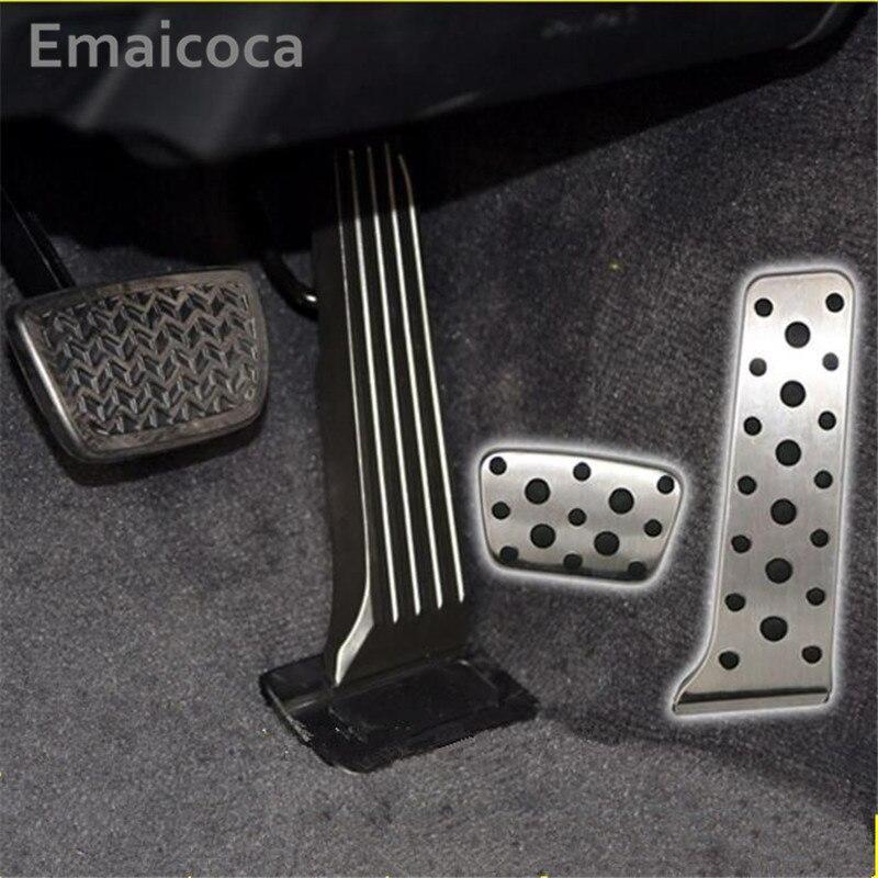 Transmission Oil Strainer For Toyota Reiz Crown For Lexus: Emaicoca Car Styling Brake Accelerator Pedal Cover Case