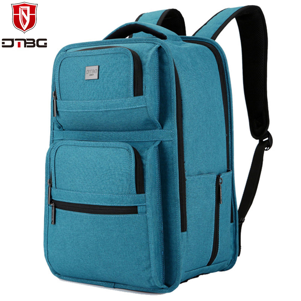 DTBG Backpacks 15.6 15 inch Anti-theft Laptop Backpack for Men Women Travel School Bags Waterproof Large Capacity Bag Day Pack 13 laptop backpack bag school travel national style waterproof canvas computer backpacks bags unique 13 15 women retro bags