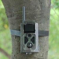 New Suntek HC500M HD Trail Hunting Camera 12MP GSM MMS SMS GPRS Wildlife Photo Trap Night