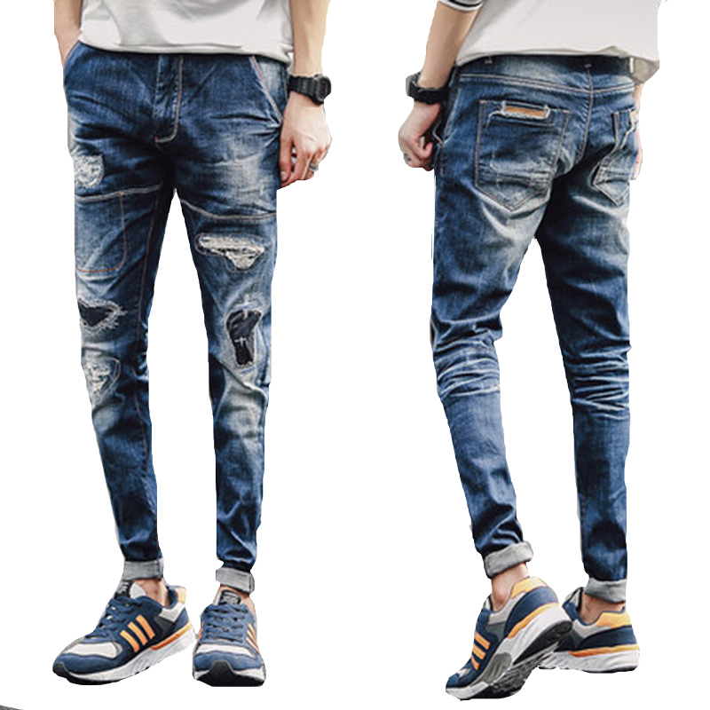 Fashion Men Jeans New New Arrival Design Slim Fit Fashion Fashion Jeans For Men Good