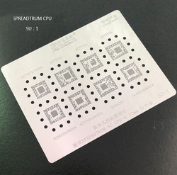 Telefon komórkowy CPU siatka stalowa SU1/SC7730A/7730C/7731C/7731G/8830A/7727 S /9830A/9832A/8825C/A/8825C/6825A/7715A Akcesoria do elektronarzędzi Narzędzia -