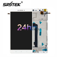 No Dead Pixel ORIGINAL 6 44 Replacement Screen For XIAOMI Mi Max LCD Display Touch Screen