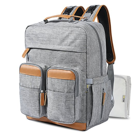 Baby Stroller Bag Nappy Bags Large Mummy Diaper Bag Backpack Baby Organizer Maternity Bags Mother Handbag Baby Nappy Backpack