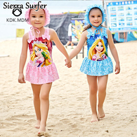 Child Swimwear Girl Sexy Bikini Kids Children S Junior Girls Swimsuit New 2018 Female Children Princess