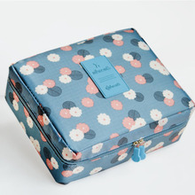 2019 Portable Travel Storage Bag Waterproof Oxford Cloth Underwear Finishing Organizer Suitcases Cosmetic Makeup Bags