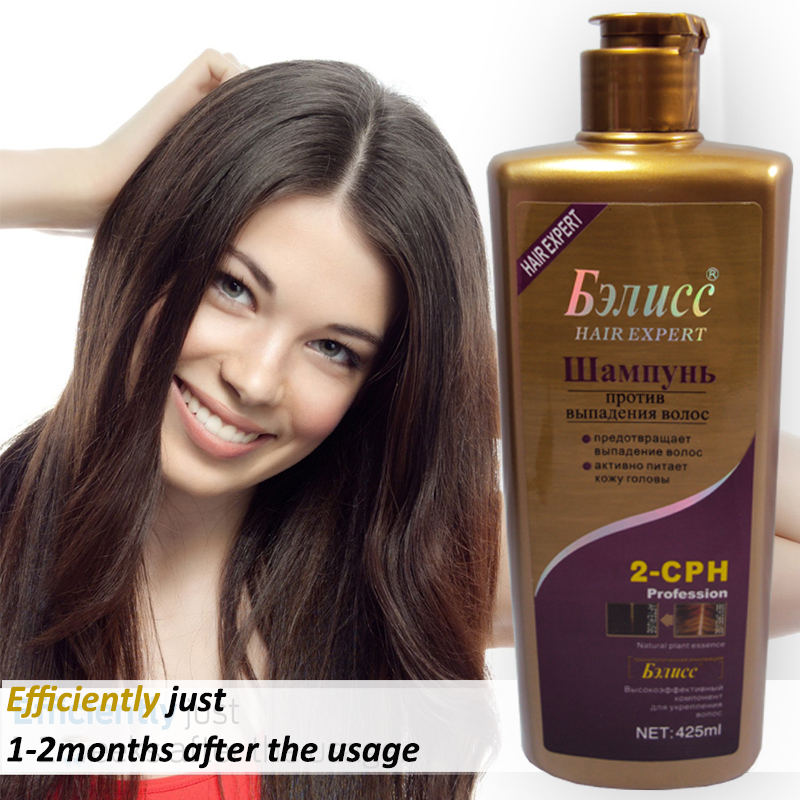 Hair Shampoo Anti-off Hair Growth Natural Herbal Extracts Hair regrowth Fast Shampoo Professional Care 3 types free shipping 3