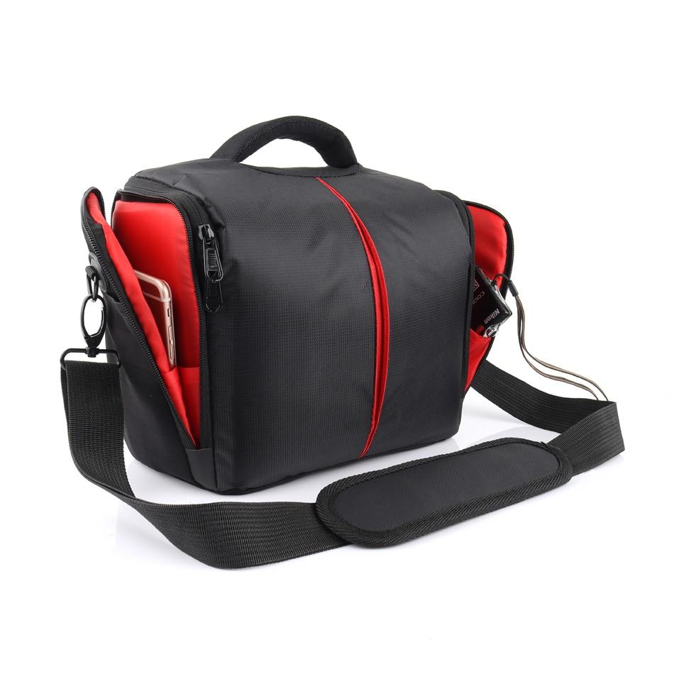 DSLR Camera Case Shoulder Bag for Pentax Q-S1 Q Q7 Q10 K-1 K-3 K-7 K-30 K-50 K-500 K-5 II IIs K-S2 K-S1 K1 K3 K7 K30 K50 K5 K500