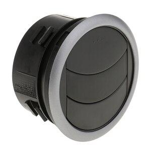 Image 5 - Дефлектор кондиционера на приборную панель автомобиля, вентиляционное отверстие для Suzuki SX4 Swift 2005 2013, поворот на 360 °, автомобильные аксессуары