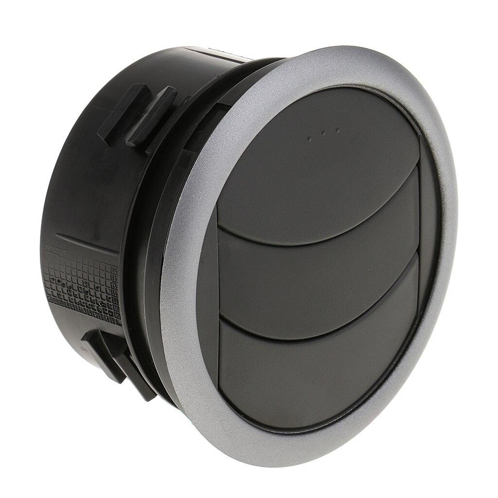 Image 5 - 1 шт. кондиционер для приборной панели дефлектор выход боковое отверстие для Suzuki SX4 Swift 2005 2013 вращение на 360 ° 85 мм * 85 мм * 42 мм-in Установки для кондиционирования from Автомобили и мотоциклы