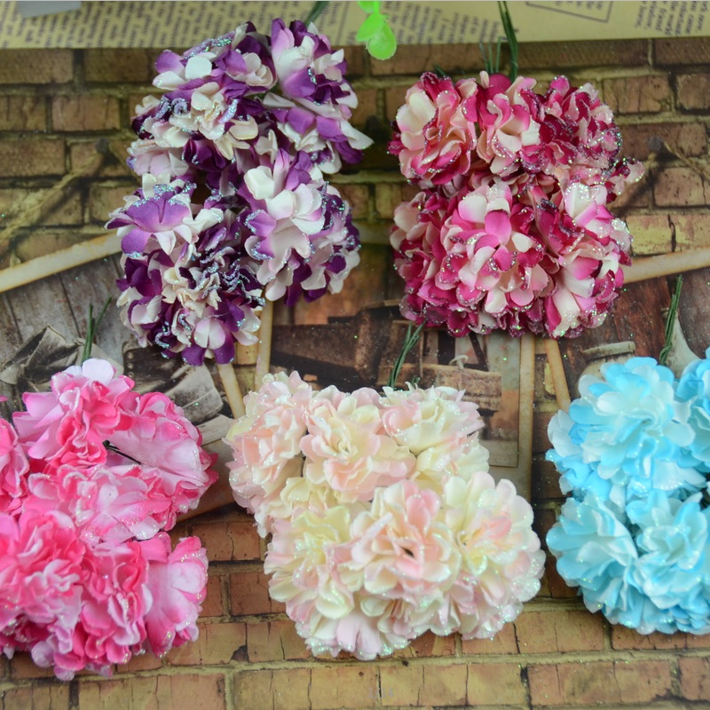 Low Budget Wedding Flowers: 144pcs/lot 3cm Mini Handmade Small Paper Roses Flower