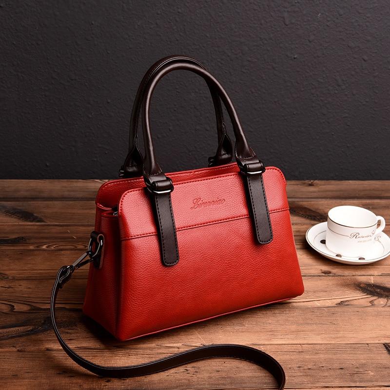 Ladies Hand Bag Leather Tote Handbags S Designer Cross Body Bags