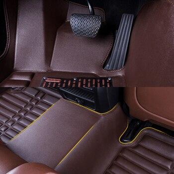 XWSN Personalizzato Tappetini Auto Per Honda Jazz Accord 2003-2017 Per Honda Civic 2006-2017 Fit Città Honda Crv2003-2017 Accessori