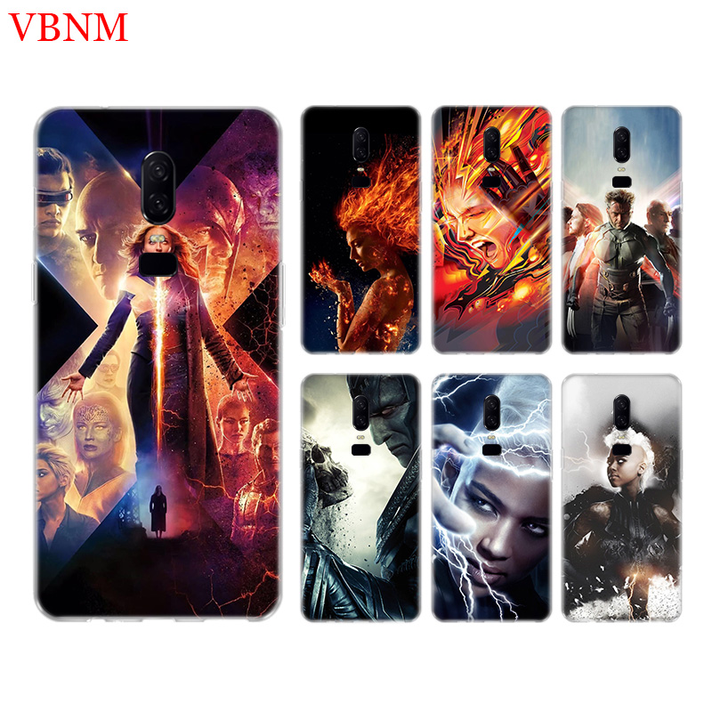 X Men Wolverine Funny Phone Back Case For font b OnePlus b font font b 7