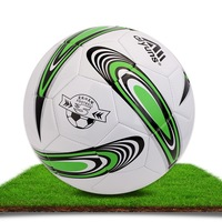 New Professional Soccer Ball Size 5 PU Leather Training Football For Adults With Bag/Net/Needles/Air inflator