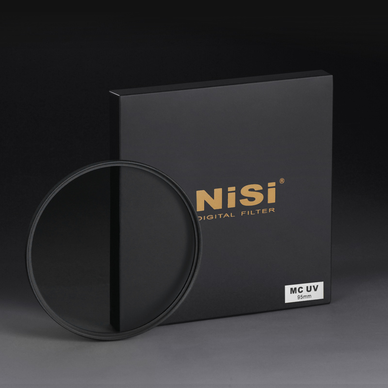 NISI 95mm MC UV multi-coated lens protection filter lens for Nikon Canon SLR 95mm Filter Kit