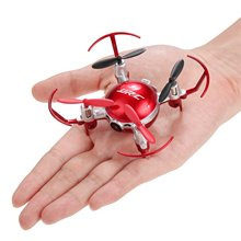 JJRC H30C Mini Drone with 2MP Camera 2.4G 4CH 6Axis Mini RC Quadcopter RTF Red