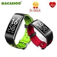 RACAHOO Smart Band IP68 Waterproof Smart Wristband Heart Rate Smartband Fitness Tracker Smart Bracelet For Xiaomi
