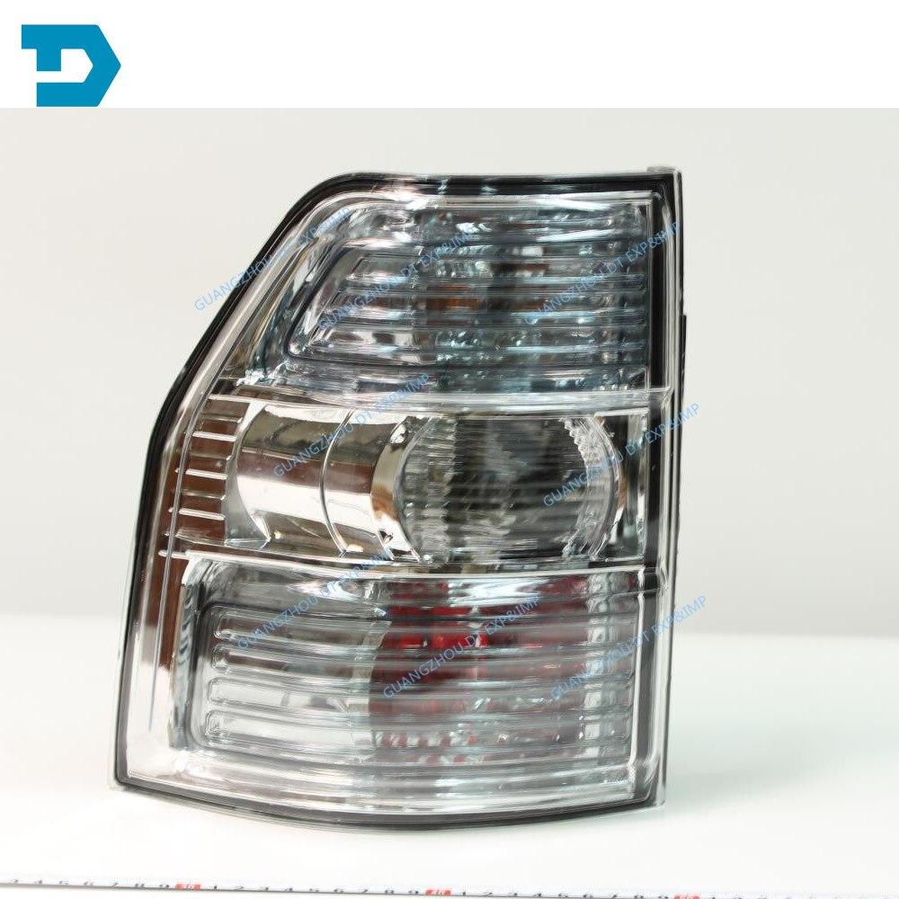 pajero v97 v93 tail light v98 v87 tail lamp with bulb turning signal lamp бачок гур pajero io владивосток