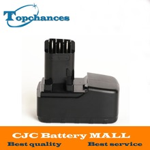 High Quality 15 6V 3300mAh NI MH replacement power tool battery for metabo BSP15 6PLUS BS