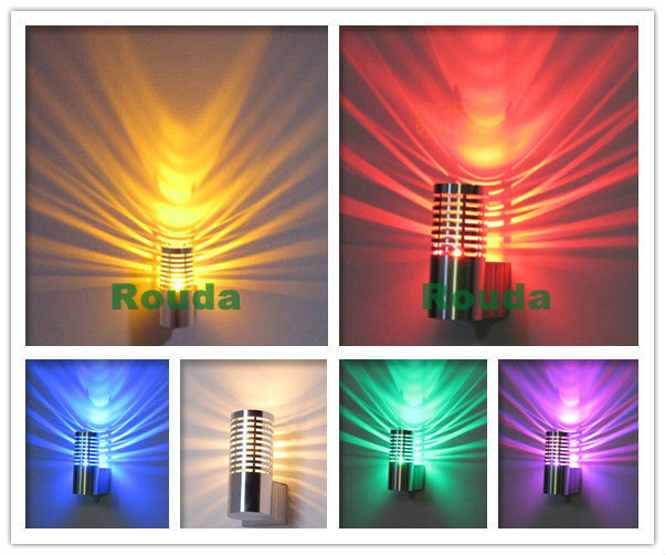 Wall Lamps Marvel : new 2014 marvel lamp,wall lamp 3w led stair light use for Background living room lights,bedroom ...