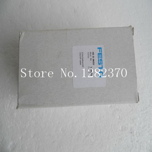 [SA] New original authentic special sales FESTO soft-start valve HE-D-MIDI Spot 170 682