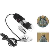 Cheapest prices 2MP 1000X 8 LED USB Powered Digital Microscope Endoscope Zoom Camera Magnifier with Stand