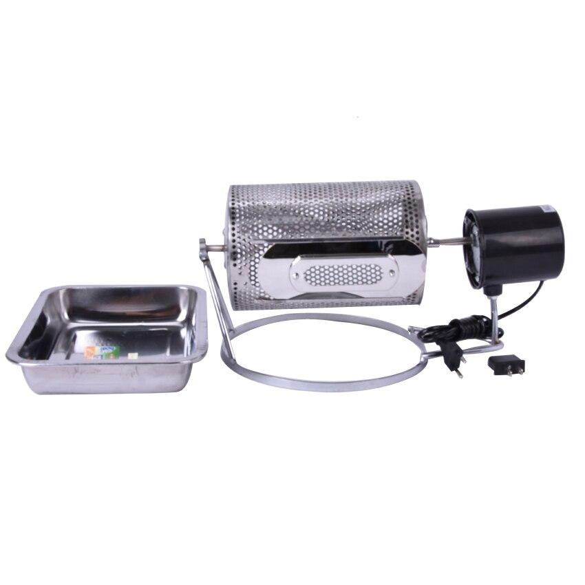 Электрическая кофемашина из нержавеющей стали для стеклянных окон, 1 шт., инструмент для барбекю для домашнего использования