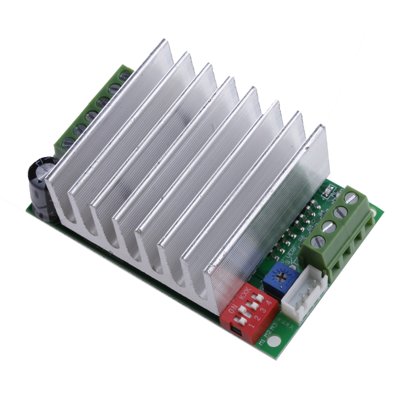 где купить TB6600 DC 10-45V Hybrid Stepper Motor Driver Single Axis Controller Modules дешево