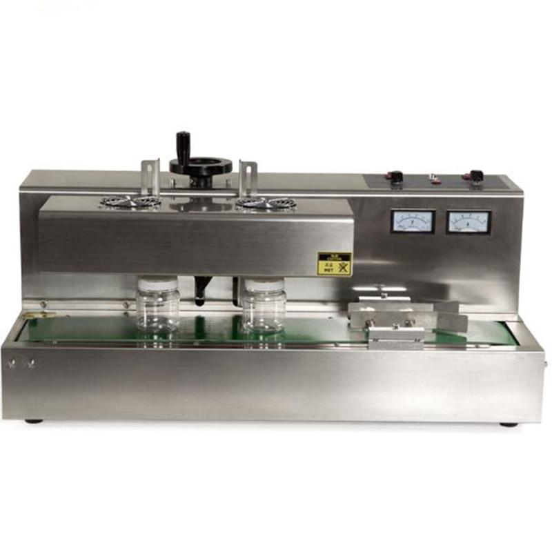 Continue induction électromagnétique d'étanchéité machine automatique induction d'étanchéité machine bouteille d'étanchéité machine 1 pc DL-300A