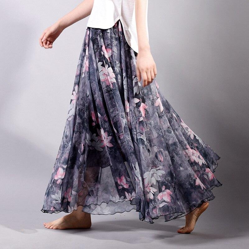 юбка длинная купить на алиэкспресс