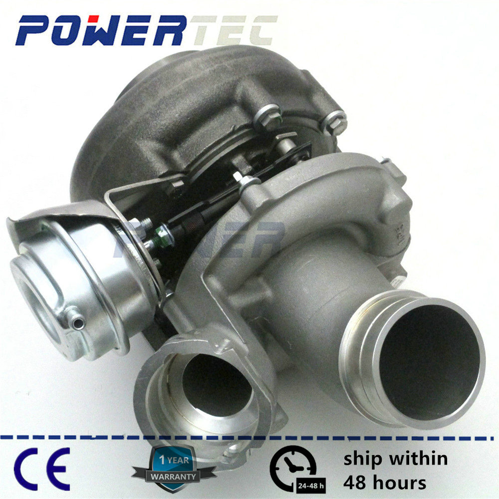 Turbocharger full turbine for Volkswagen Touareg 2.5 TDI BAC BLK 174 HP 128 KW <font><b>GT2056V</b></font> 716885 070145702B 070145702BV 716885-5 image